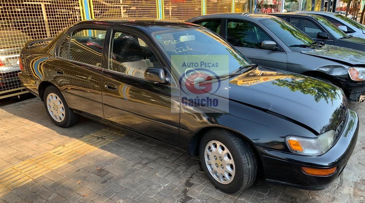 SUCATA TOYOTA COROLLA LE 1995 1.8 16V 116CV CÂMBIO AUTOMÁTICO