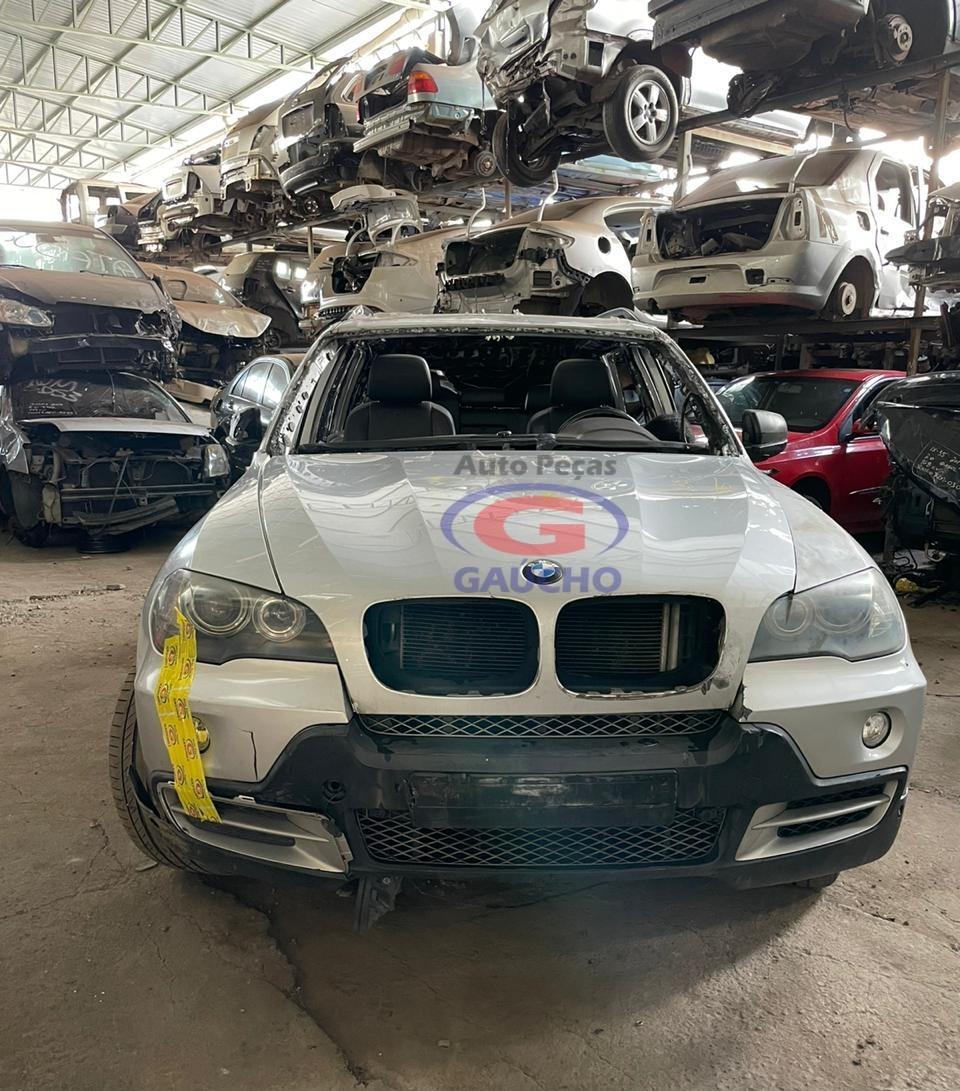 SUCATA BMW X5 2009 SPORT 4.8 V8 2009 GAS. AUTOMÁTICO