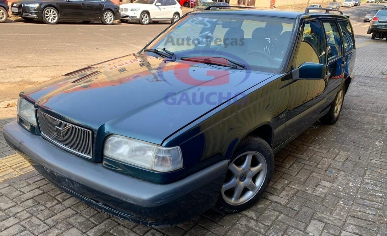 SUCATA  VOLVO 850 SW 1995 T5 2.3 GAS 20V 255CV CÂMBIO AUTOMÁTICO