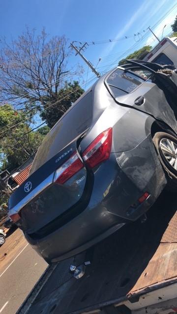 SUCATA COROLLA ANO:2016 2.0 16V FLEX CÂMBIO AUTOMATICO
