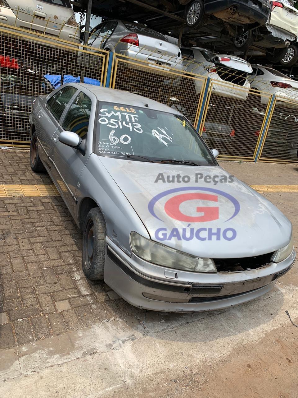 SUCATA  PEUGEOT 406 SEDAN 2001 3.0 V6 24V GAS. 194 CV, CÂMBIO AUTOMÁTICO