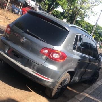 SUCATA VOLKSWAGEN TIGUAN 2011 2.0 200CV GASOLINA CÂMBIO AUTOMÁTICO