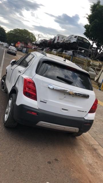 SUCATA TRACKER ANO: 2015 1.8 16V FLEX CAMBIO: AUTOMATICO