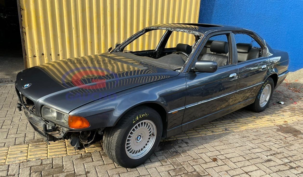 SUCATA BMW 740i 1996 4.4 V8