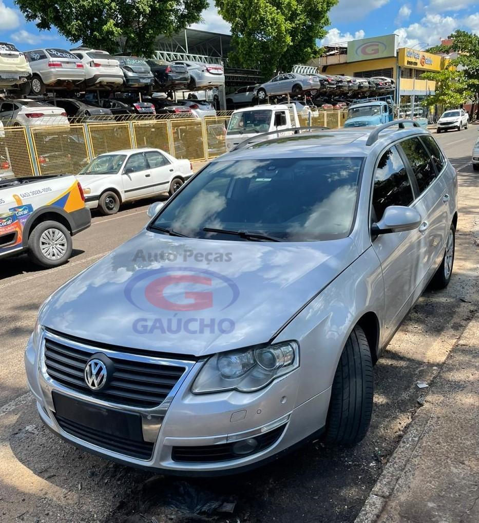 SUCATA PASSAT PERUA TFSI 2.0 200 CV 2010