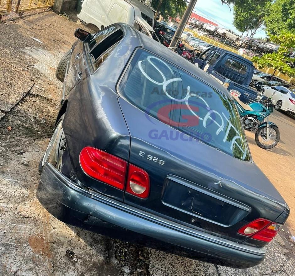 SUCATA MERCEDES BENZ E320 98/99 3.2 GAS V6 24V 220 CV,  CÂMBIO AUTOMÁTICO