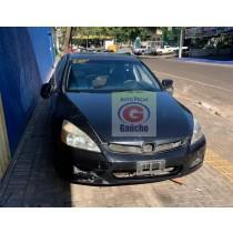 SUCATA HONDA ACCORD EX 2004 3.0 GASOLINA CÂMBIO AUTOMÁTICO