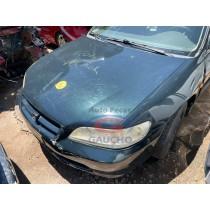 SUCATA HONDA ACCORD EXR 1998 2.3 GAS. 16V 150 CV, CÂMBIO AUTOMÁTICO