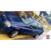 SUCATA CLIO ANO: 2002 1.0 8V 68CV GASOLINA CAMBIO: MANUAL