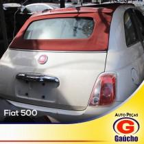SUCATA FIAT 500 ANO 2014