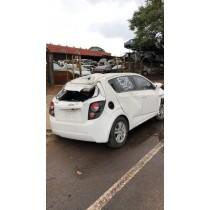 SUCATA SONIC ANO 2013 1.6 16V FLEX CAMBIO: AUTOMATICO
