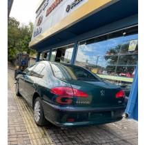 SUCATA PEUGEOT 607 2001 3.0 V6 GAS. 24V 210CV CÂMBIO AUTOMÁTICO